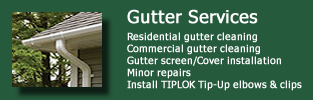 Tiplok Gutter Cleaning Services Middleton, WI